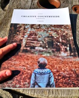 creative countryside magazine issue 5 roots