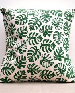 Cheese Plant Cushion