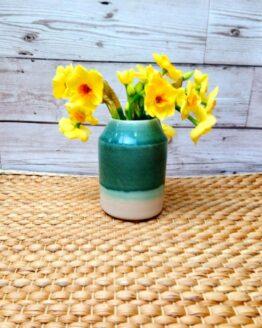 Liz Vidal bud vase