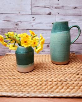 Liz Vidal styled water jug