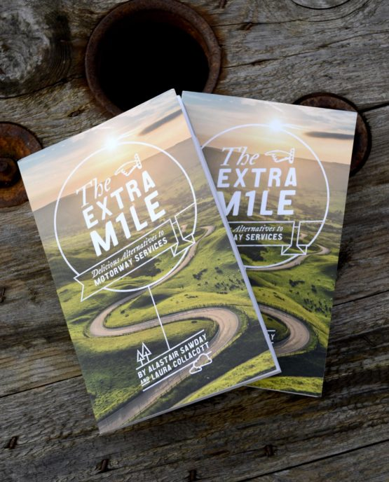 Extra Mile Guide Alistair Sawday
