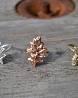 Oak Leaf Ring Group
