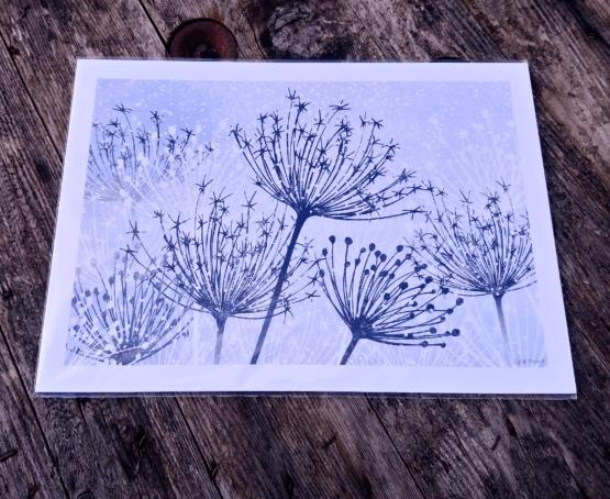 winter seedheads ruth thorp print