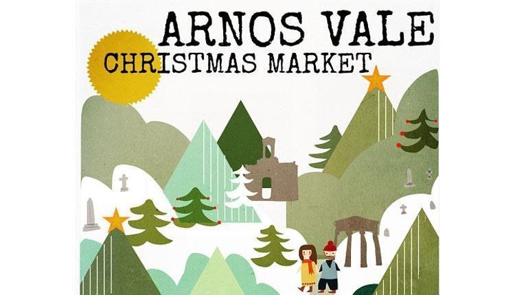 arnos vale xmas market