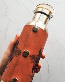 back of botanical bottle