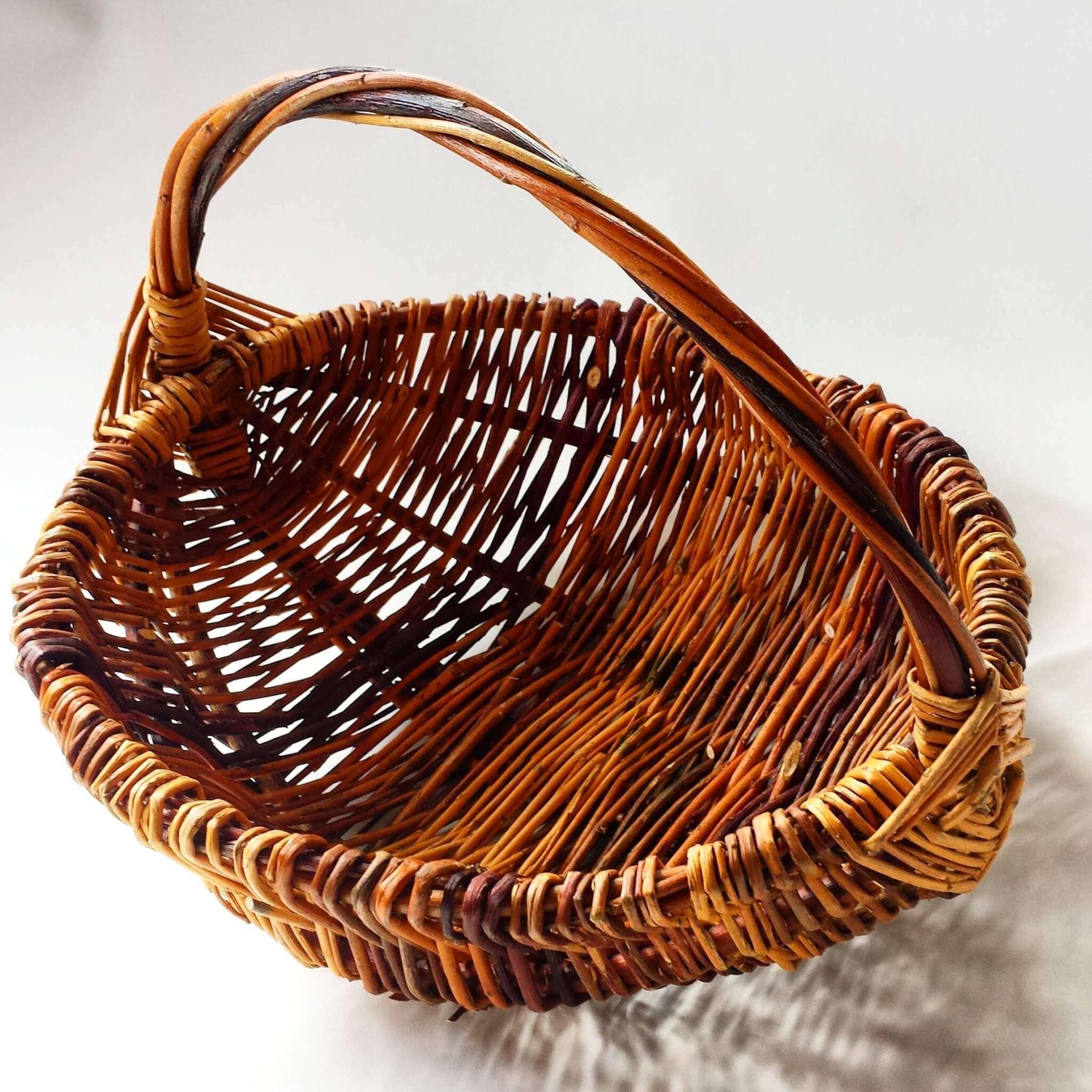 berry basket workshop
