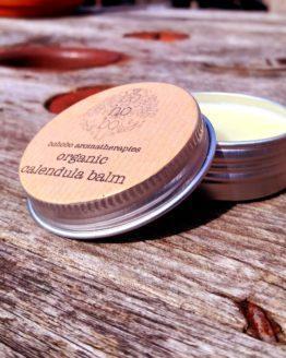 organic calendula balm