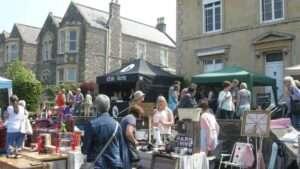 clevedon sunday market