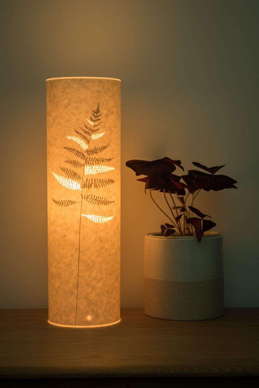 fern lamp 1