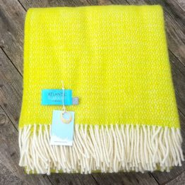 lemon and lime blanket