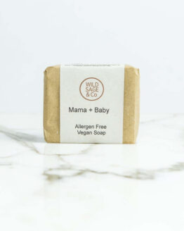 mama and baby soap
