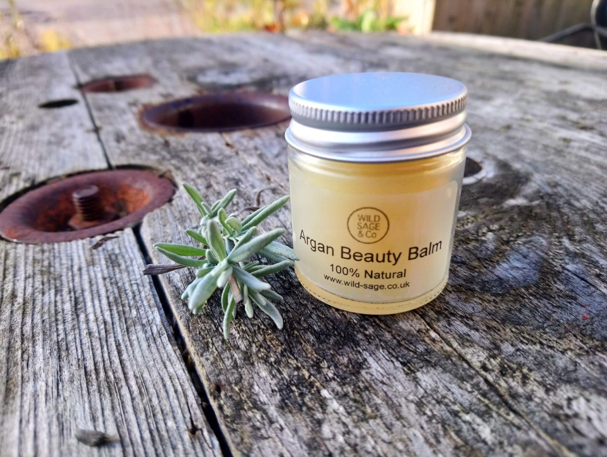 Wild sage and co argan balm