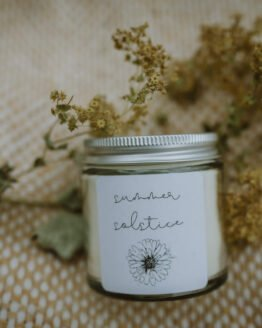 summer solstice candle