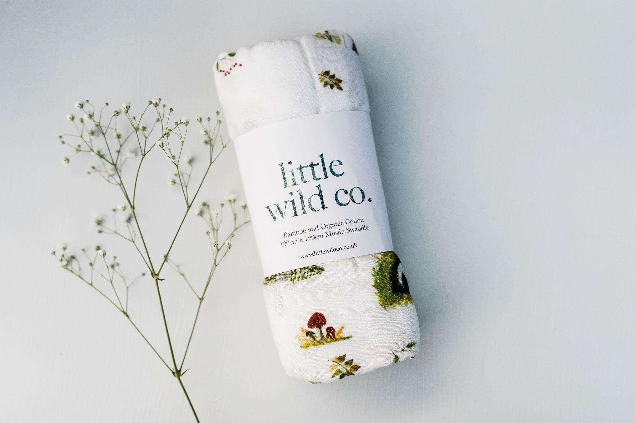 woodland friends packaging